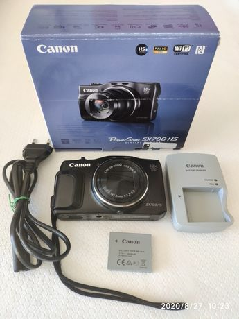 Câmara fotográfica Canon SX 700HS