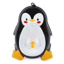 Писсуар для мальчиков пингвин