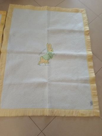 Cobertor cama de grades