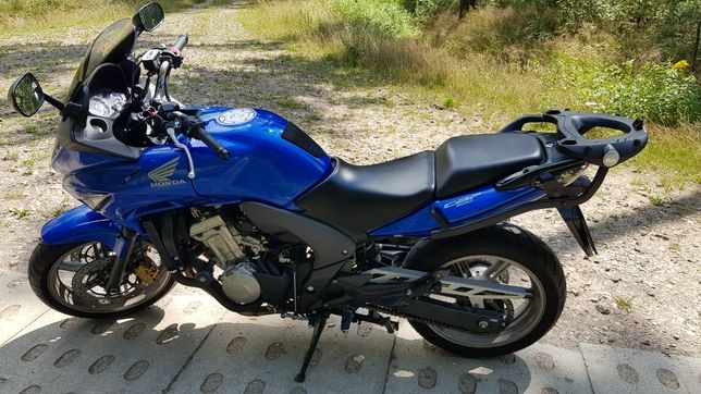 Honda CBF600 SA ABS ładna motocykl
