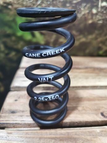 Sprężyna CANE CREEK valt twardość 350 skok 2.25