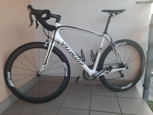 Rower szosowy Specialized Roubaix expert 56cm 7,6kg ultegra