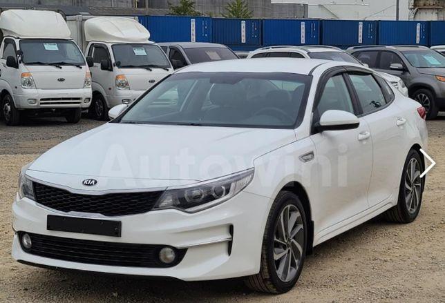 Продам Kia Optima Lpg 2017