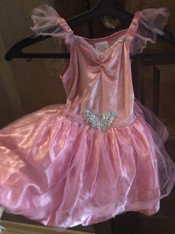 Платье нарядное платье сарафан принцессы фея конфетка куколка