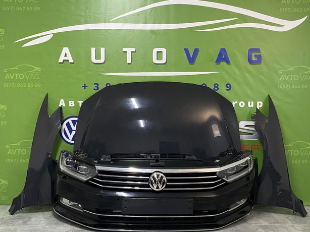 Volkswagen Passat B8 Бампер