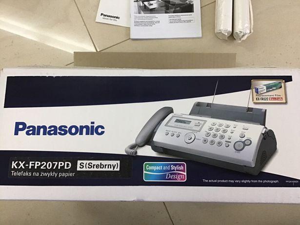 telefon biurowy Panasonic KX-FP207PD