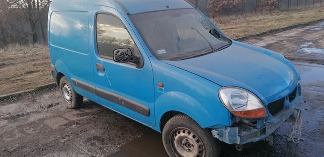 Renault Kangoo Lift błotnik prawy przód