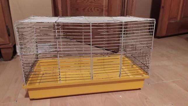 Klatka dla małego gryzonia, myszki, chomika, myszoskoczka itp