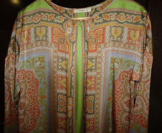 Туника блуза рубашка Etro Lauren Pepe Cain Dutti Cucinelli L-XL