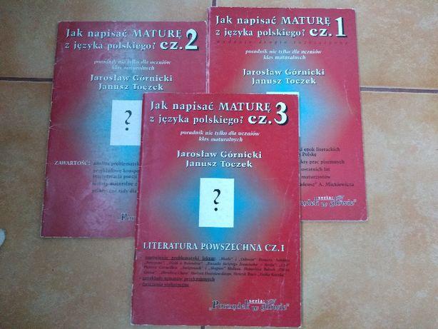 jak napisac mature pomoce naukowe matura j. polski