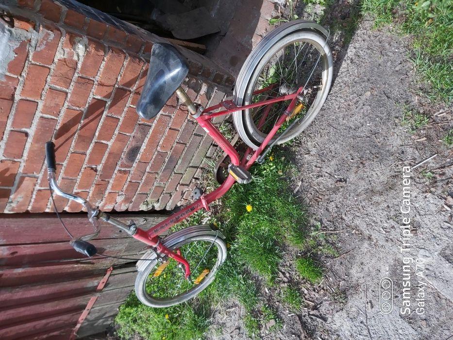 Rower dla dziecka Biesowice - image 1