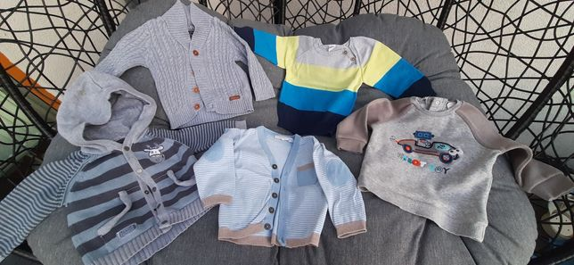 Ubranka sweter bluzka 74 cm