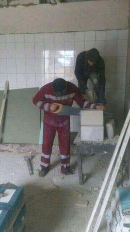 Шукаємо роботу занесем буд матеріали збєм штукатурку плитку демонтуємо