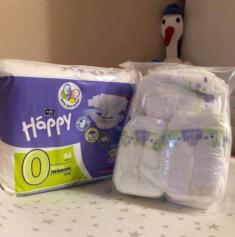 Bella Happy Before Newborn 0 46szt. + 20szt.Gratis !!!