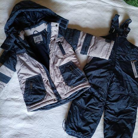 Зимний костюм комбинезон 98 р. +