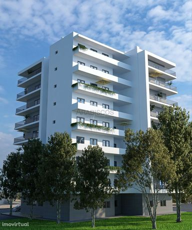 Apartamentos T4 - Barbecue - Varandas amplas - Piso Radiante - Fojo -
