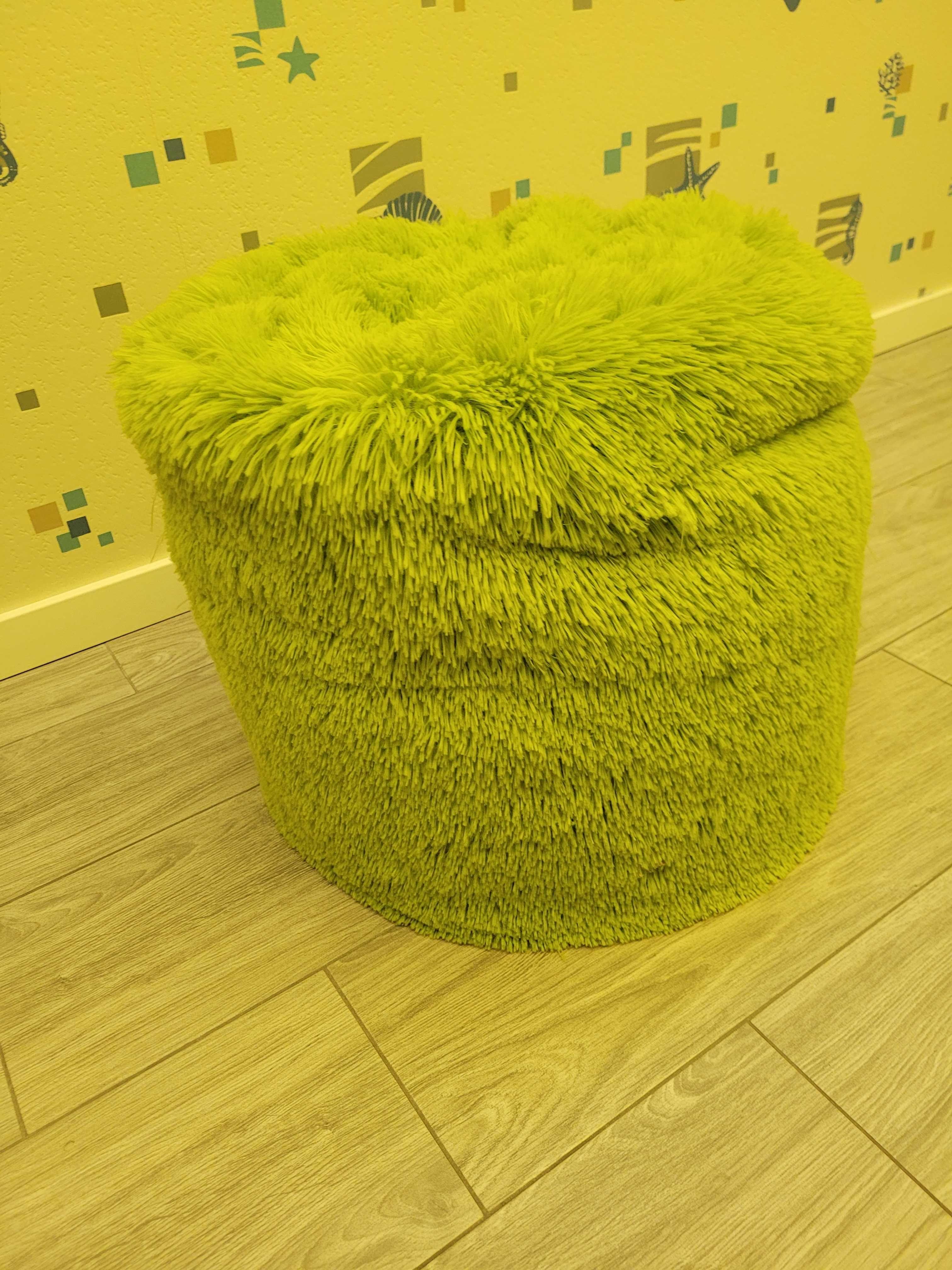 Pufa pufka siedzisko dla dzieci