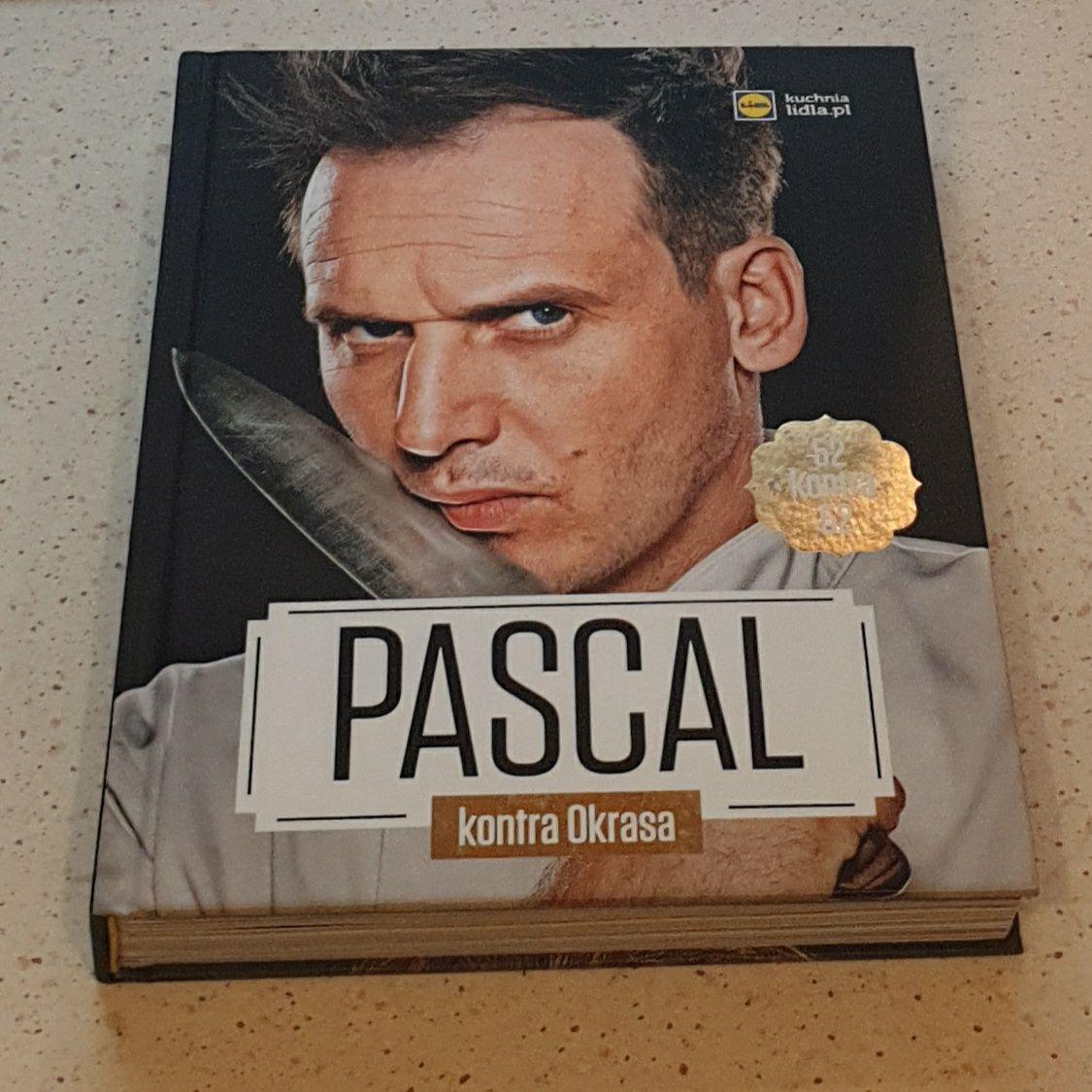 Książka okrasa kontra Pascal lidl 52 kontra 52