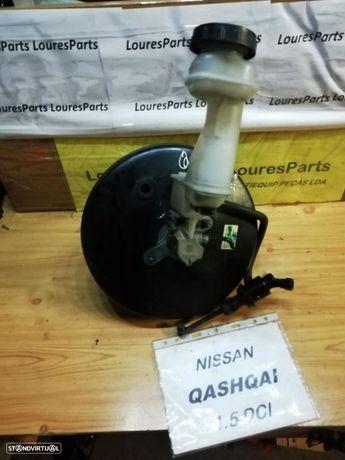Servo freio e bomba central travões Nissan Qashqai J10 1.5 dci