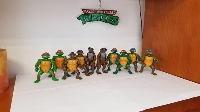Tartarugas Ninja Playmates 1988 ORIGINAIS