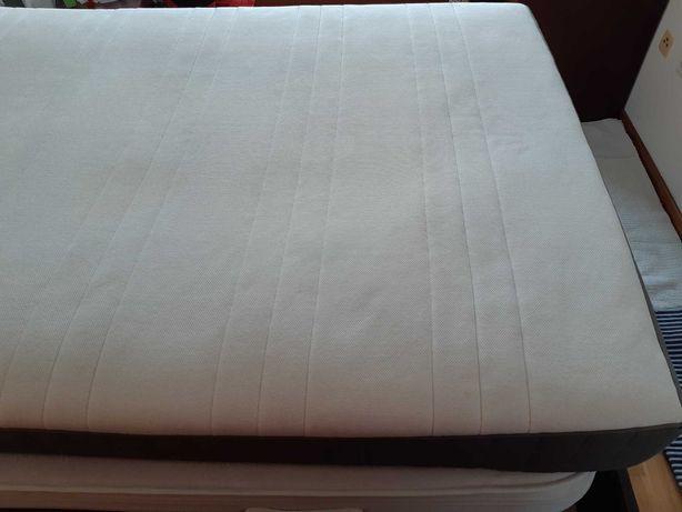 Colchão de Casal - pouco usado - 140*200 cm