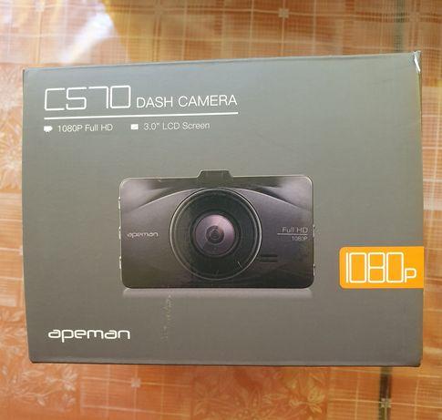 Nowa Kamera samochodowa Apeman C570