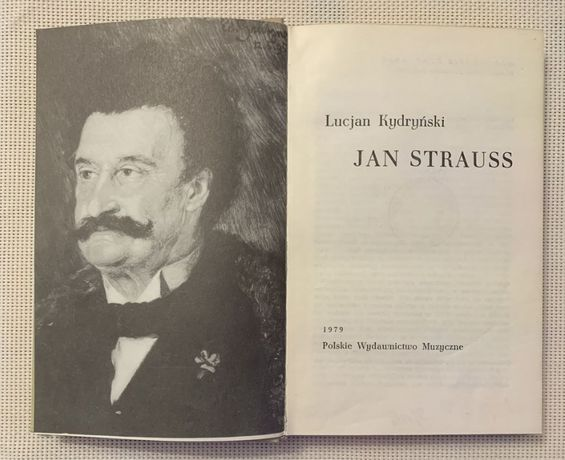 Jan Strauss - L.Kydryński