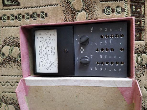 Прибор Ампер вольтомметр С20