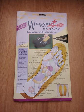 Wkładki do butów terapeutyczne