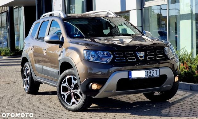 Dacia Duster Salon PL, 4x4 1 właściciel **Przebieg 35 tysięcy** NOWY PIĘKNY