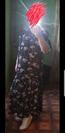 Платье 54разм.на высокий рост