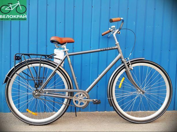 """Новий дорожній велосипед 28"""" Dorozhnik Comfort Male 2020 #Велокрай"""