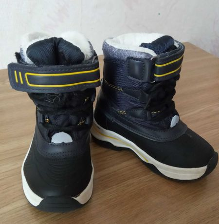 Термо ботинки lupilu