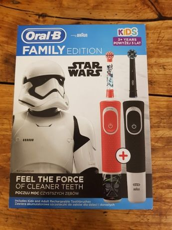 Zestaw ORAL-B Family Star Wars