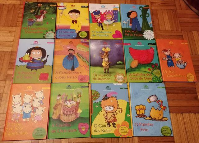 Coleção 13 Histórias de encantar