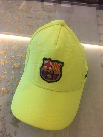 Czapka z daszkiem FCB Barcelona