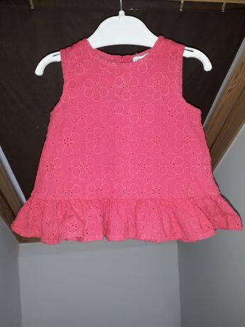 Sukienka Babaluno r. 62 cm