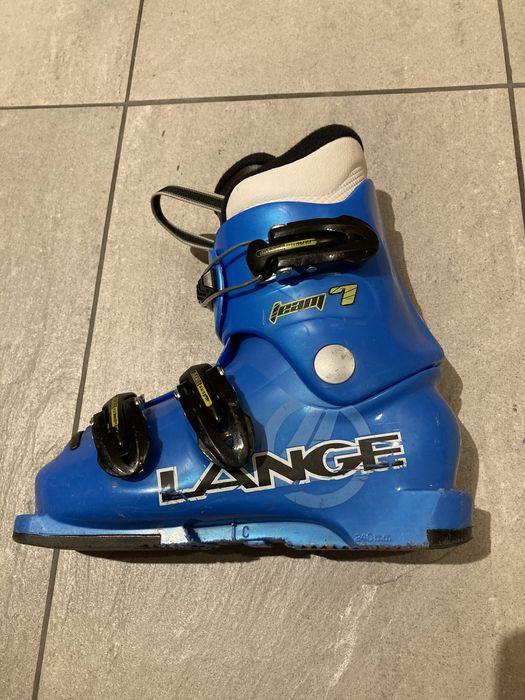 Dzieciece buty narciarskie Lange team 7 Bielsko-Biała - image 1
