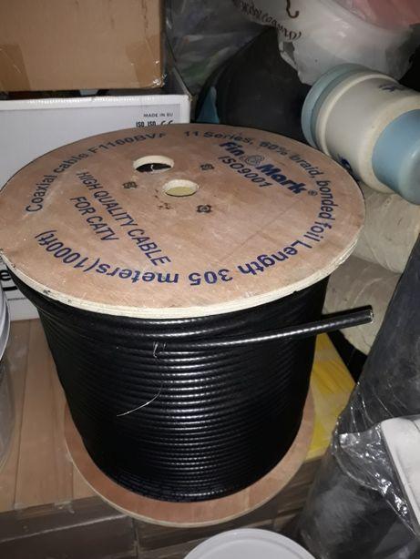 Коаксиальний кабель FinMark F1160BVF - Якістний