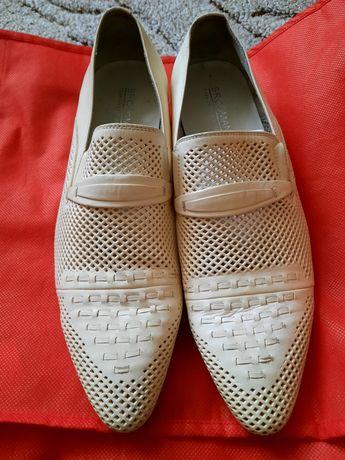 Продаются туфли мужские, кожа