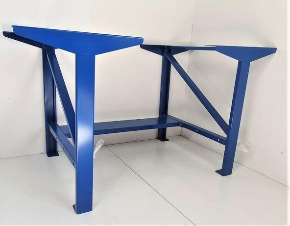 Nowy stelaż do stołu warsztatowego 72 cm wysokości rama