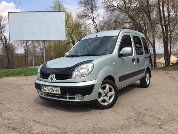 Renault Kangoo пасс. OFFICIAL 2006
