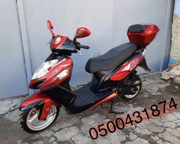Продам скутер AEM 125 стан нового, мінімальний пробіг