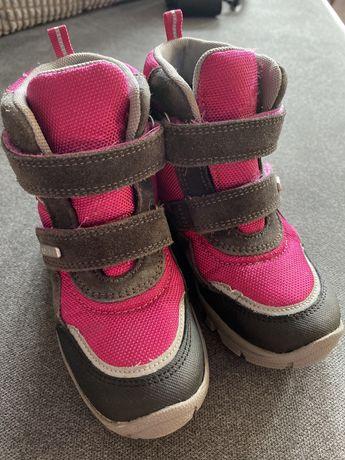 Buty zimowe śniegowce dziewczęce Elefanten r. 27