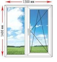 Окна из шестикамерного профиля по цене трех камерного, гарантия 10лет.