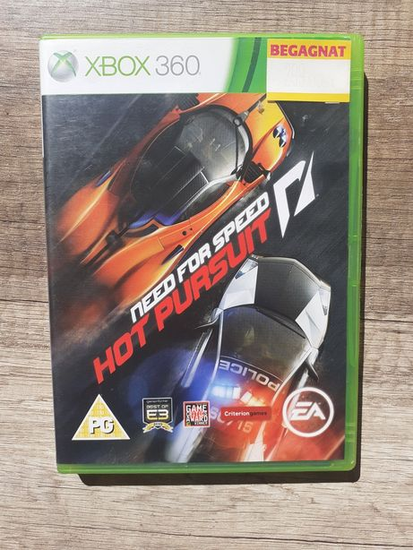 Need for speed hot pursit
