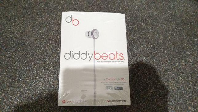 Наушники с пультом Diddy Beats