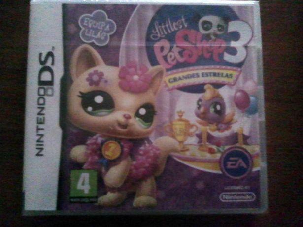 Jogo little pet shop 3 para Nintendo DS