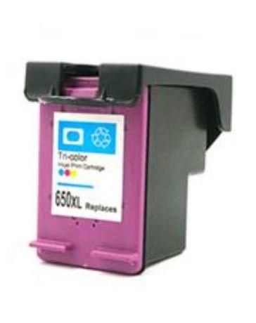 Tinteiro Compatível HP 650XL Tricolor envio grátis