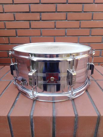 "Werbel Tama Swingstar ""Red Label"" 14x6,5"" made in Japan vintage 1983r."